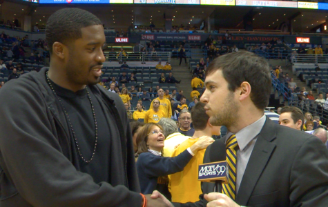 Wesley Matthews Interview with MUTV Sports