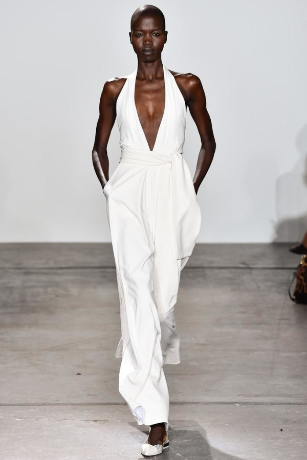 New York Fashion Week: Clean Collections