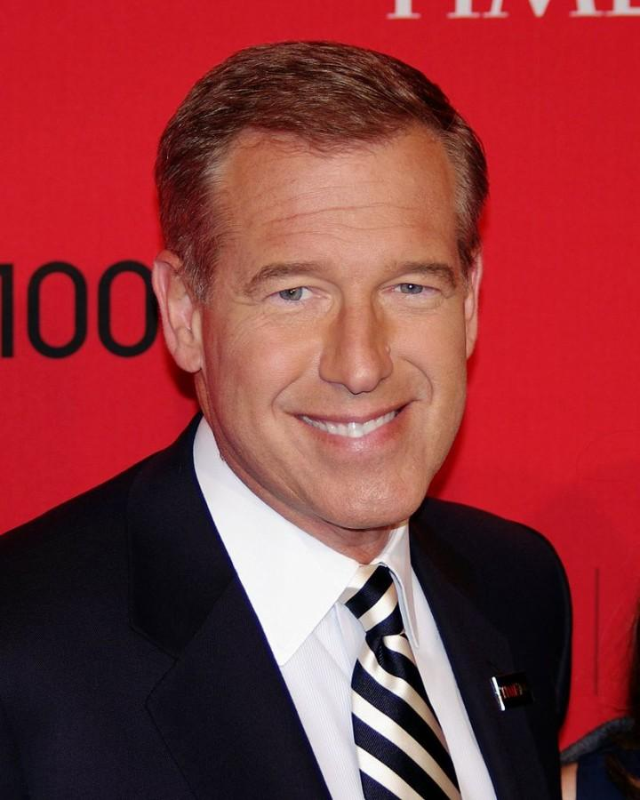 Brian Williams has been suspended from his anchorman at NBC after it came out he made a false report.