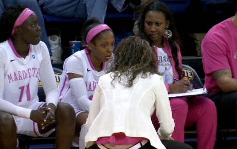 St. John's tops Marquette in Play4Kay game 64-52