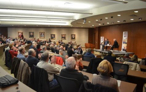 Archbishop Listecki Speaks at Marquette University Law School.