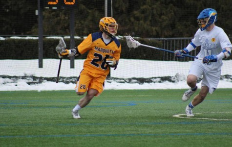 Men's lacrosse enters national rankings for first time