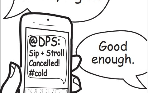EDITORIAL: Sip and Stroll should foster dialogue with community