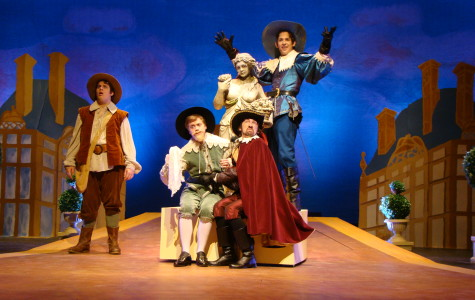 """Marquette Theatre's """"The Liar"""" promises humorous love story"""