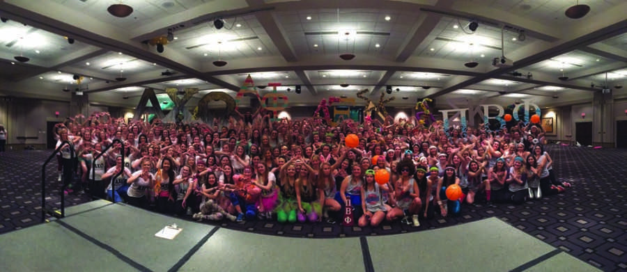 Greek life adds 2 new chapters, prepares for 3 new houses