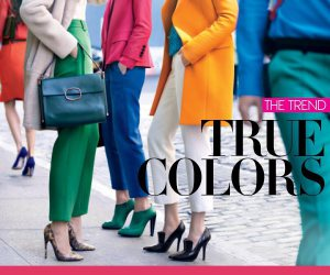 Jewel Tones for Spring