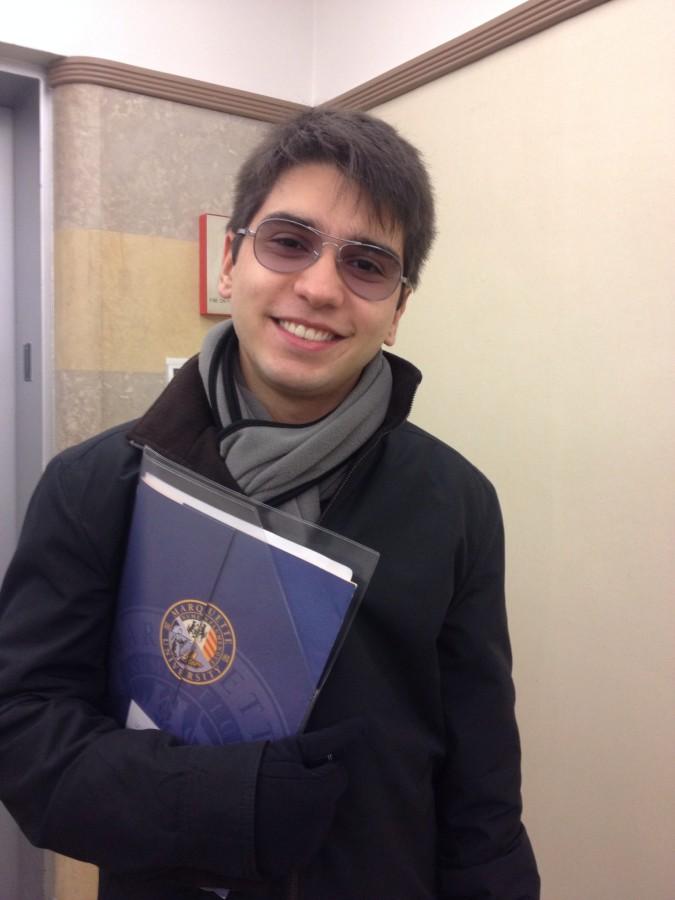 March Journey: Luiz Gabriel Dias Durante Machado