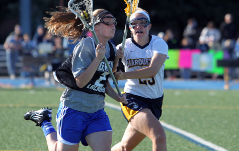 Women's Lax comes back, falls to Commadores, 11-9