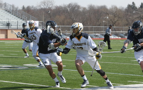 Men's lacrosse kicks off Big East slate against Georgetown