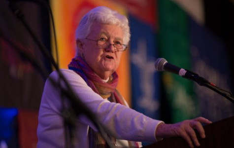 Sister Peggy O'Neill announced as 2015 commencement speaker