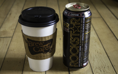Coffee deemed healthier alternative to energy drinks