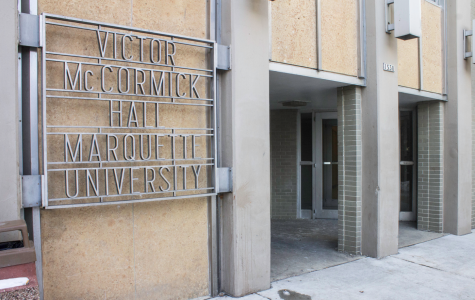 Future of McCormick Hall to be determined by feasability study