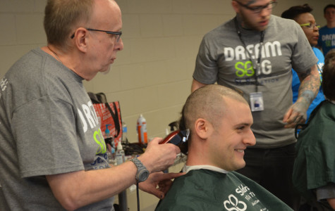 Evans Scholars host fifth St. Baldrick's to fund cancer research