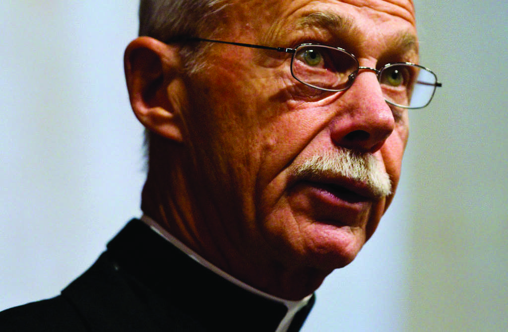 The Rev. John Schlegel was appointed Gesu pastor in March 2014.