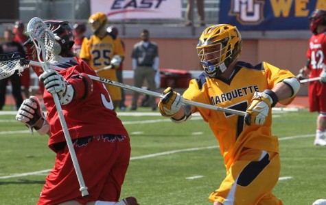 Marquette defeats St. John's in season's first home game