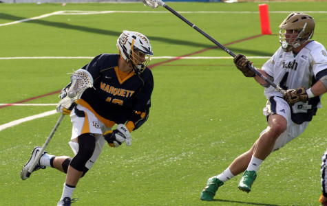 Lacrosse falls 14-7 to top ranked Fighting Irish