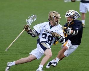 Men's lacrosse B.J. Grill Notre Dame
