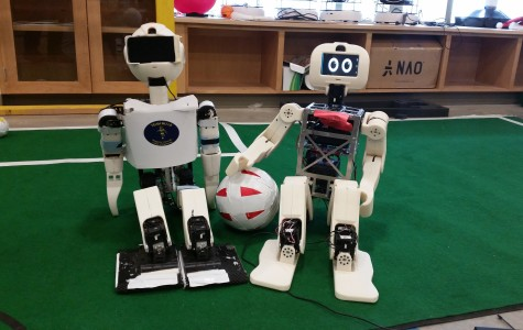 HEIR Lab qualifies for international robotic soccer tournament again