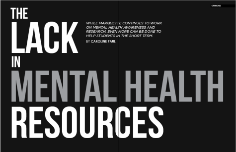 Mental health resources lack in the immediate and long term