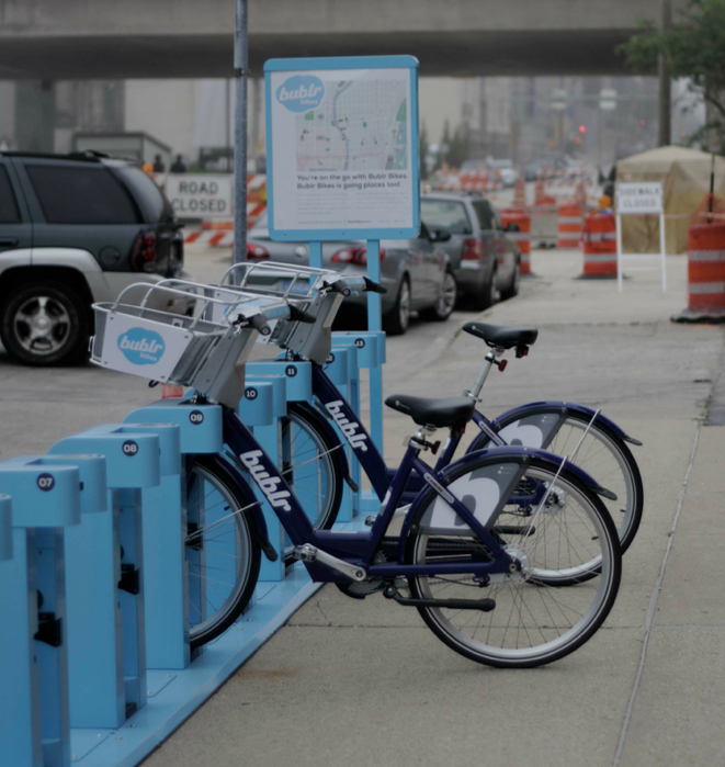 Bublr+Bikes+aims+to+get+student+discount%2C+location+at+Marquette