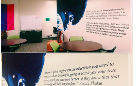Gender and Sexuality Resource Center director gone after Assata Shakur mural removal, Marquette community responds