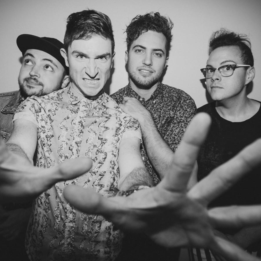 Walk the Moon Happily Making Fans Shut Up And Dance