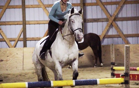 Not horsing around: Equestrian Club to begin competing