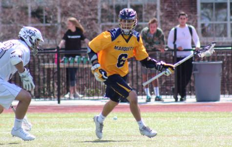 Lessons learned in men's lacrosse fall ball scrimmage