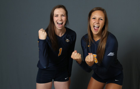 Smokin' aces: volleyball heads to Pistol Pete's Showdown