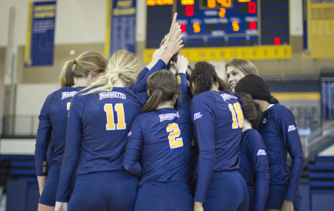 Volleyball enters BIG EAST Tournament with much to be gained