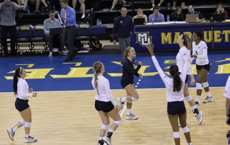 Volleyball set for bout with Butler