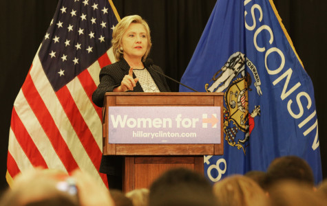 Hillary Clinton talks women's rights, minimum wage at UW-Milwaukee