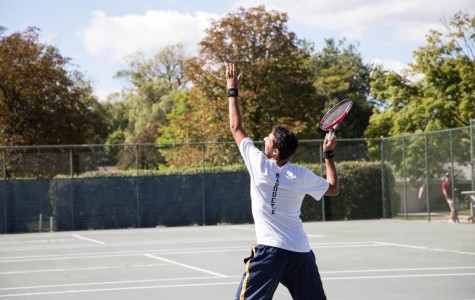 Tennis teams compete in Indiana, seeing improvements