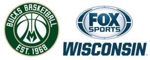 Photos courtesy Milwaukee Bucks and Fox Sports Wisconsin.