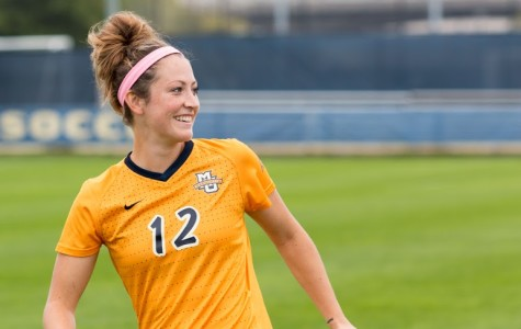 Women's soccer beat Friars, sweep weekend home stand