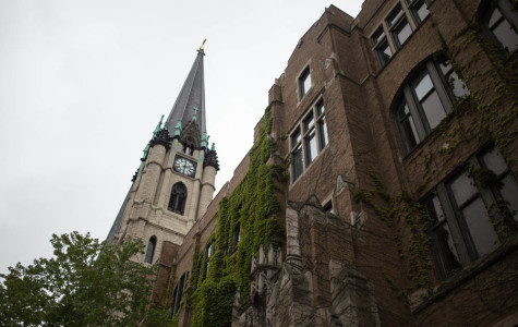 College of Professional Studies dean to leave Marquette after semester