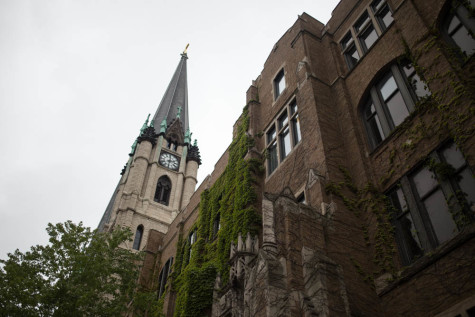 The evolution of Jesuit education at Marquette