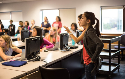 Girls Who Code hosts ultrasound day for middle and high schoolers