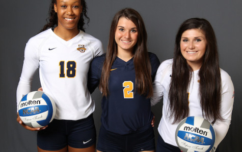 Volleyball: 2 freshmen to sit out for season