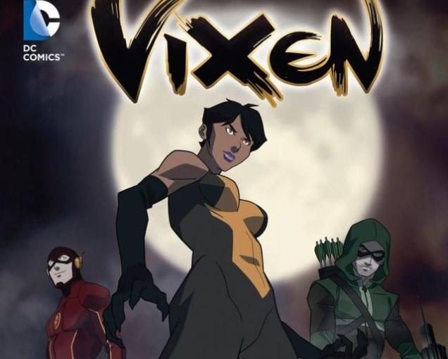 CW+Seed%27s+%22Vixen%22+features+a+strong+female+lead%2C+and+could+diversify+CW%27s+audience