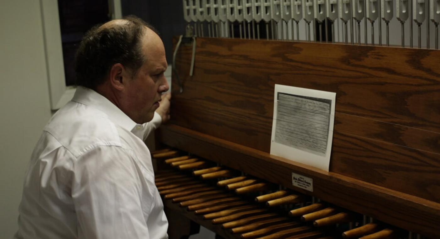 """Professor Joe Brown's """"For Carillon No. 5"""" premiered this week at the Milwaukee Film Festival"""