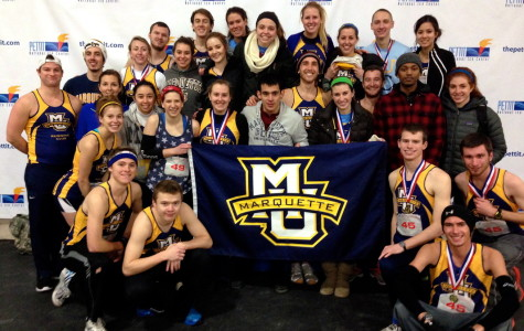 "MU runners unite for Lakefront Marathon, ""Claws vs Paws"" Challenge"