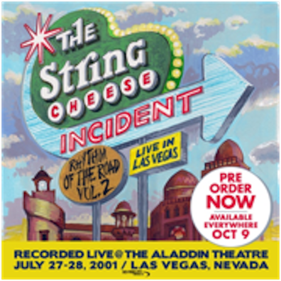 String Cheese Incident makes its return to the Riverside