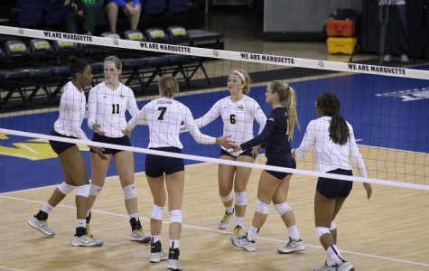 GOLDSTEIN: Volleyball is exceeding expectations