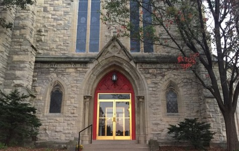 St. James Episcopal Church is home to The Gathering.