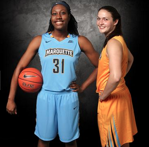 50 shades: Marquette athletics adds new blue color