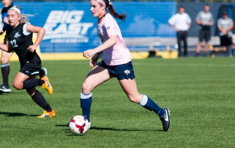 Women's soccer earns No. 5 seed in tournament after DePaul loss