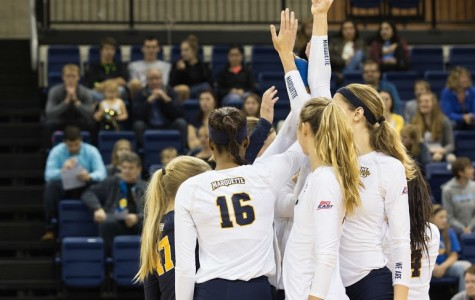 Volleyball gets the BIG EAST fourth seed, will play Xavier