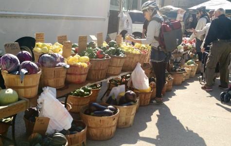 Farmer's market season coming to a close