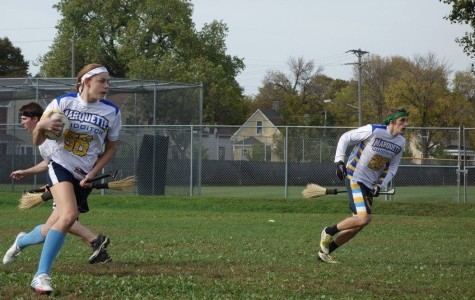 Quidditch loses championship, still finds success